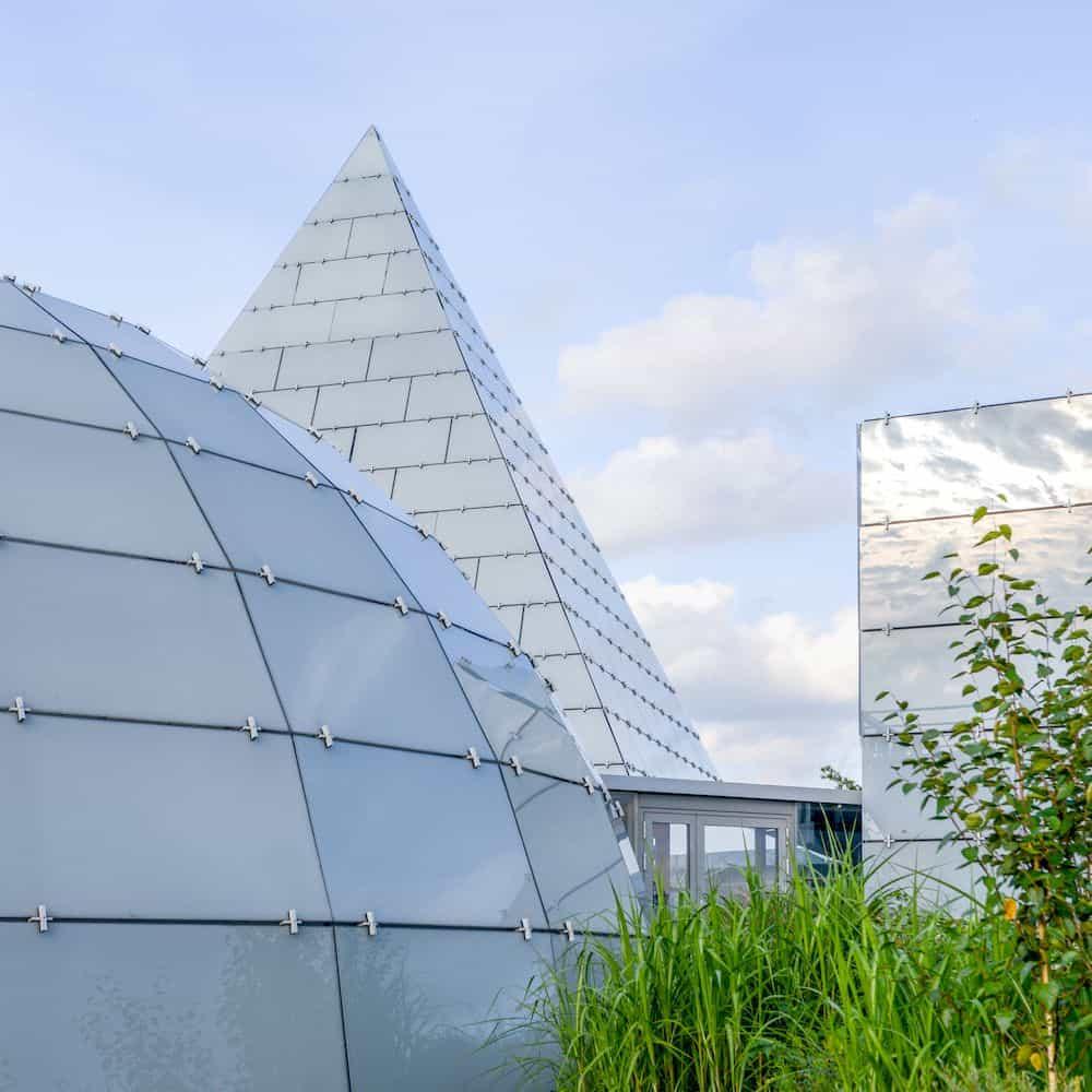 Foto Nebengebäude Dänischer Pavillon
